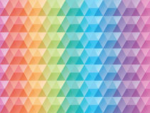 Colorful seamless background. Royalty Free Stock Images