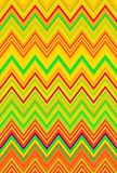 Colorful seamless Chevron zigzag pattern abstract art background, rainbow trends. Colorful seamless Chevron zigzag pattern abstract art background, rainbow color stock illustration