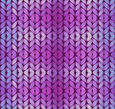Colorful seamless ethnic pattern Stock Images