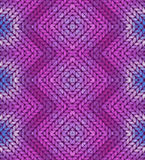 Colorful seamless ethnic pattern Stock Image