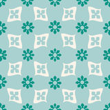Colorful  seamless floral pattern vintage background   Royalty Free Stock Photography