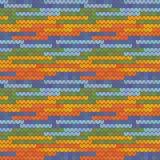 Colorful seamless melange texture Stock Photo