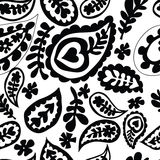 Colorful seamless pattern Stock Images