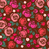 Colorful seamless pattern Royalty Free Stock Photography