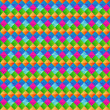 Colorful seamless pattern background Royalty Free Stock Images