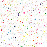 Colorful seamless pattern. Vector stains, blots, splashes. Jpeg version also available in gallery Stock Images