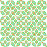 Colorful seamless wallpaper Royalty Free Stock Photography