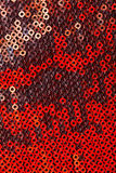 Colorful sequined texture Royalty Free Stock Photography