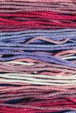 Colorful sewing threads Royalty Free Stock Image