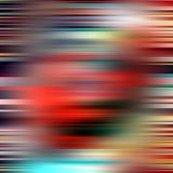 Colorful shades and lights on abstract background. Vivid abstract background in red, yellow, green, blue and pink hues and colors. Abstract background Royalty Free Stock Photo