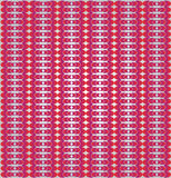 Colorful shape pattern for business. Colorful pattern for web and graphic projects Stock Image