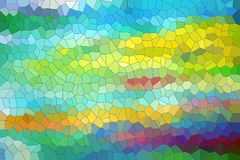 Colorful shapes. Playful background royalty free stock images