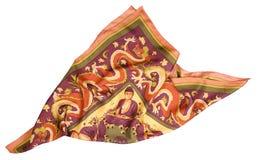 Colorful shawl Stock Photos