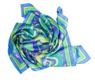 Colorful shawl Royalty Free Stock Photos