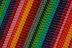 Colorful sheets of paper Royalty Free Stock Photo