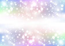 Colorful shining background Stock Photos