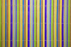 Colorful and Shining Wall Tiles Royalty Free Stock Photos
