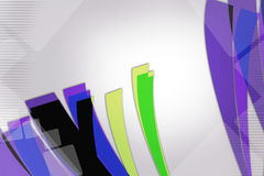 Colorful shiny line , abstract background Royalty Free Stock Image