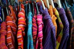 Colorful Shirts Royalty Free Stock Photo