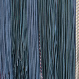 Colorful shoe-laces background royalty free stock images