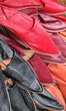 Colorful shoes Stock Image