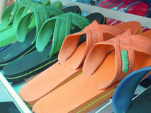 Colorful shoes Stock Photo