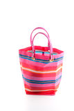 A colorful shopping bag Royalty Free Stock Images