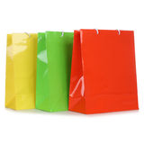 Colorful shopping bags Royalty Free Stock Image