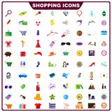 Colorful Shopping Icon Royalty Free Stock Photos