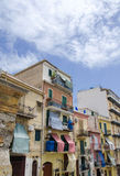 Colorful Sicily Royalty Free Stock Photography