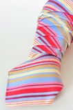 Colorful silk tie Royalty Free Stock Photography