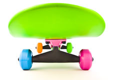 Colorful skateboard Stock Image