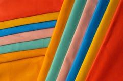 Colorful skins several models warm Royalty Free Stock Image