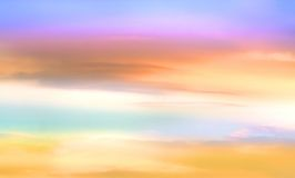 Colorful Sky Background Stock Photos