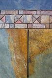 Colorful slate tiles Stock Photos