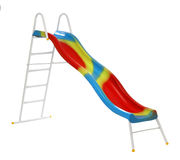 Colorful slide Stock Images