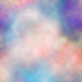 Colorful smoke. Editable vector background of colorful smoke made using a gradient mesh Royalty Free Stock Photo