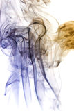 Colorful smoke cloud Royalty Free Stock Images
