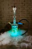 Colorful smoking hookah Royalty Free Stock Image