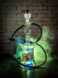 Colorful smoking hookah Royalty Free Stock Photography