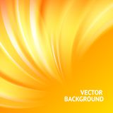 Colorful Smooth Light Lines. Stock Image