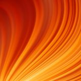 Colorful smooth twist light lines.  Royalty Free Stock Photos