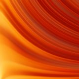 Colorful smooth twist light lines.  Royalty Free Stock Images