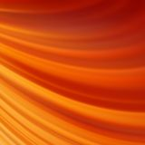 Colorful smooth twist light lines.  Royalty Free Stock Photography