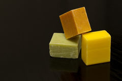 Colorful soap Royalty Free Stock Photography