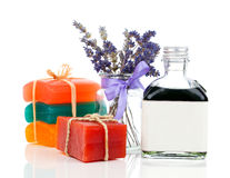 Colorful Soap Bars Royalty Free Stock Images