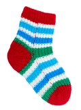 Colorful sock Royalty Free Stock Image