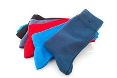 Colorful socks Royalty Free Stock Photography