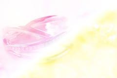 Colorful soft blur diamond bracelet Royalty Free Stock Images