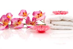 Colorful Spa Royalty Free Stock Photo